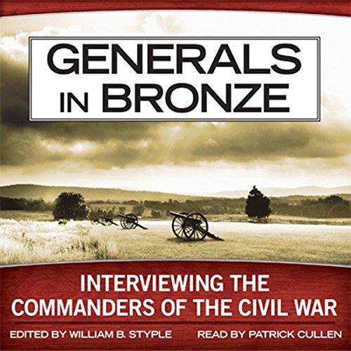 Generals in Bronze  Audiolibri