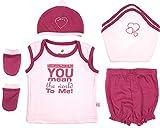 Bio Kid Baby Girls Clothing Set - Set Of...