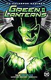 Green Lanterns Vol. 5 (Rebirth) (Green Lanterns - Rebirth)