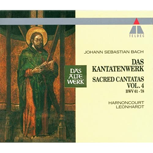 "Cantata No.70 Wachet! betet! betet! wachet! BWV70 : III Aria - ""Wenn kömmt der Tag"" [Counter-Tenor]"