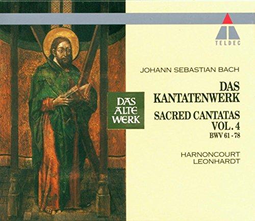 Bach, JS : Sacred Cantatas Vol...