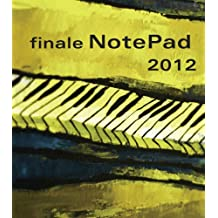 Finale NotePad 2012 Deutsch, Notensatz, Notationssoftware