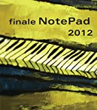 Finale NotePad 2012 Deutsch, Notensatz, Notationssoftwar