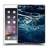 Head Case Designs Offizielle PLdesign Wirbelndes Meer Wasser Soft Gel Hülle für iPad Air 2 (2014)
