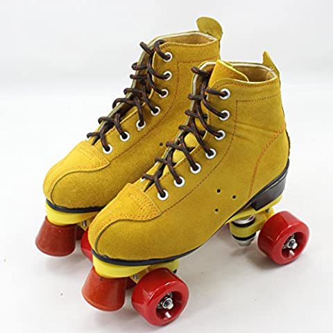 HENGXin @ Double-Row Patines, 38, Amarillo