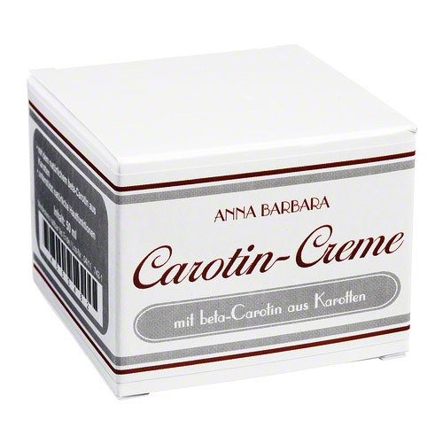 CAROTIN CREME Anna Barbara 50 ml Creme