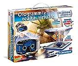 Clementoni 13972 - Ologrammi e Realtà Virtuale