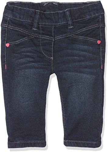 s.Oliver Baby-Mädchen Jeans 65.710.71.3012, Blau (Blue Denim Stretch 58Z7), 74