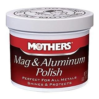 Mothers Mag & Aluminium Polish 5oz