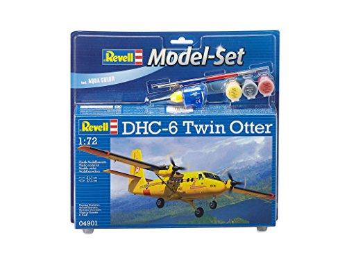 """Revell GmbH 164.848,5cm dhc-6Twin Otter """"Modell Set"""