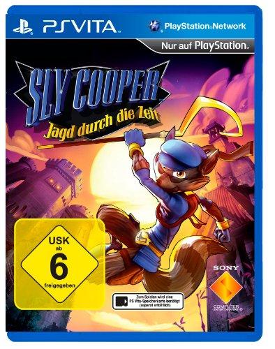 Sly Cooper: Jagd durch die Zeit – [PlayStation Vita]