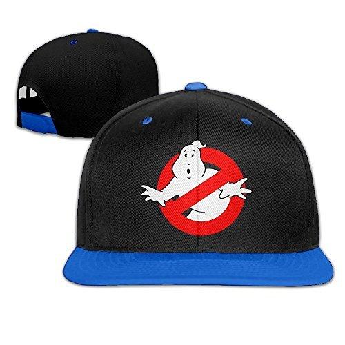 KIUBY9JJKOP Ghost Busters Logotipo Hip Hop Sombrero, Gorra