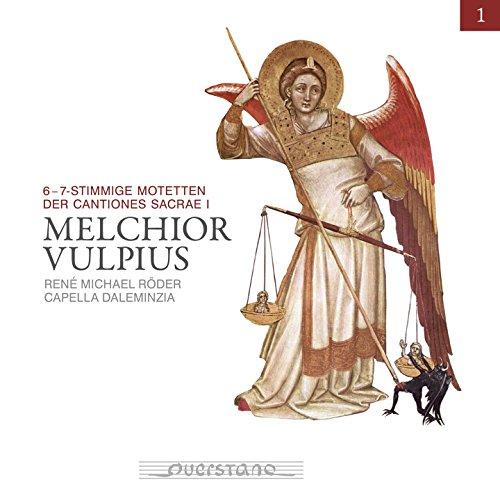 Motetten der Cantiones Sacrae I: Cum invitatus fueris ab aliquo