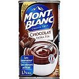 mont blanc La crème dessert au chocolat fin sans conservateur - ( Prix Unitaire ) - Envoi Rapide Et Soignée