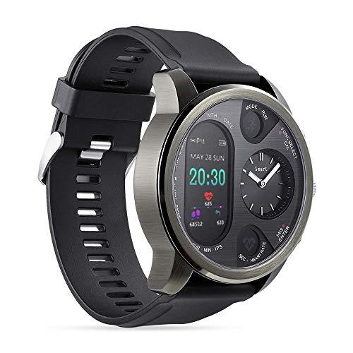 Smart Uhr Hybrid Tage Tracker Wasserdichtes 15 Fitness Activity Kfx Standby St3 Sport Edelstahl Brim Smartwatch Ip68 0vmN8wOn