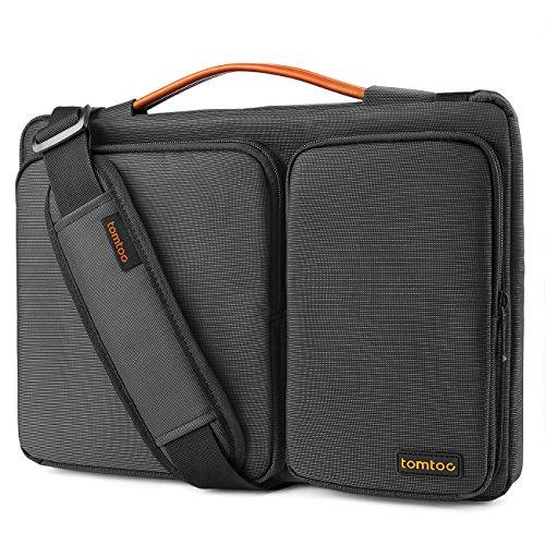 a7405054f9 Tomtoc Original Borsa a Tracolla Custodia per Laptop per 13.3 Pouces  MacBook Air | 13 Pouces