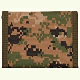Fox Outdoor Nylon Wallet Commando - Digitale Woodland