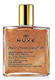 New latest Shimmery Huile Prodigieuse or by Nuxe multiuso Dry oil 50ml BU Nuxe, for Her, for you, oro, Shimmery, body, Face, New, make up viso, olio, olio per il corpo