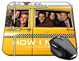 Como Conoci a Vuestra Madre How I Met Your Mother A Tappetino per Mouse Mousepad PC