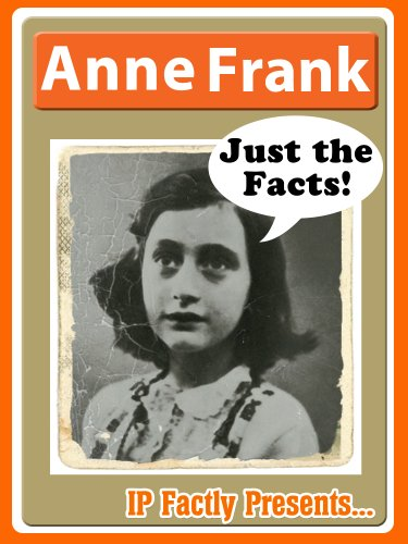 Anne Frank - Biography for Kids - Just the Facts! (English Edition)