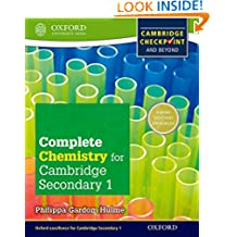 Complete Chemistry for Cambridge Secondary 1 Student Book: Thorough Preparation for Cambridge Checkpoint - Rise to the Challenge of Cambridge IGCSE (Cie Checkpoint)
