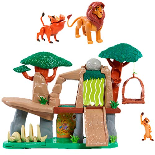 Le Roi Lion - Classic-Le Roi Terre des Lions avec 3...