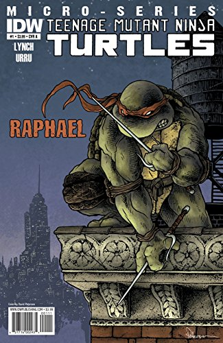 Teenage Mutant Ninja Turtles Micro Series #1: Raphael ...