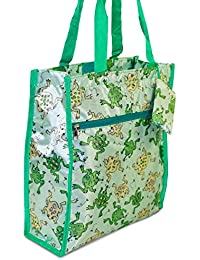Private Label A Collection Of Medium Tote Bags With Pockets And Zippers 12-inch