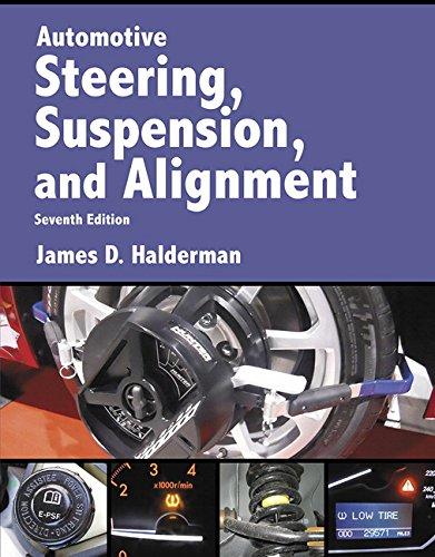 Automotive Steering, Suspension & Alignment (Automotive Systems Books) (Alignment Steering Wheel Tool)