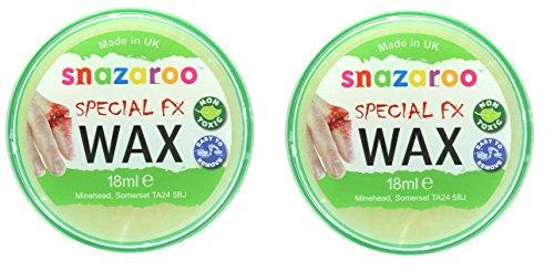 Snazaroo Special FX Wachs-Make-up-Effekte Für Halloween 18 (Halloween Make Up Effects Special)