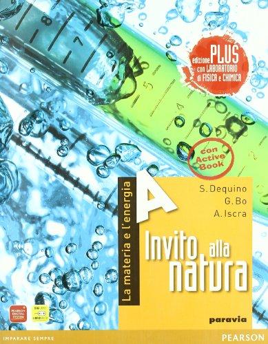 Invito alla natura plus. Con laboratorio fisica e chimica. Versione tematica. Per la Scuola media. Con espansione online