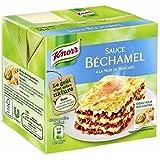 Knorr sauce béchamel nature 50cl - ( Prix Unitaire ) - Envoi Rapide Et Soignée