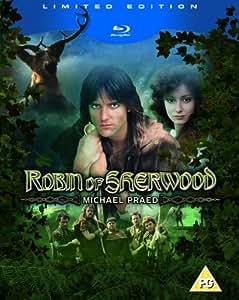 Robin of Sherwood - Michael Praed [Blu-ray] [Region Free]