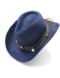 Sombrero Estilo Ha Sombrero De Paja Sombrero Sombrero De Mujer De Verano  Acogedor Sombrero Clásico Sombrero De Sol Sombrero De Verano… 2f659bd8fdf