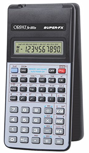 Orpat fx 100D Scientific Calculator
