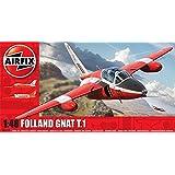 Airfix 1:48 Scale Folland Gnat Model Kit
