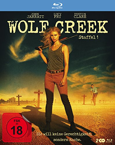 Wolf Creek - Staffel 1 [Blu-ray]