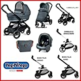 Trio Book Peg Perego Blue Denim