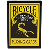 Black Scorpion Deck - Bicycle Playing Cards