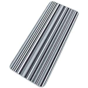 Tapis de sol gris 50 x 200 cm cuisine maison for Tapis de cuisine 50 x 200