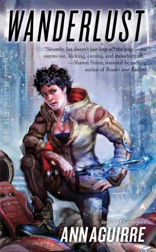 Wanderlust (Sirantha Jax series)