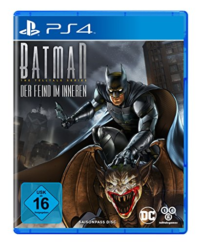 Batman - The Telltale Series: Der Feind im Inneren - [PlayStation 4]