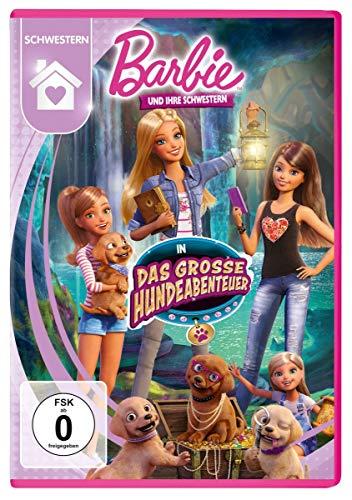 Barbie und ihre Schwestern in: Das große Hundeabenteuer