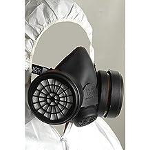 Climax Twin fmt4352 - Mascarilla con filtro de calidad profesional con filtro de vapor y polvo A1P3
