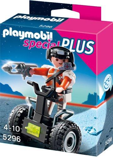 Preisvergleich Produktbild Playmobil 5296 - Top Agent mit Balance-Racer