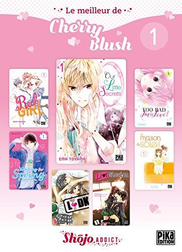 Couverture du livre Cherry Blush T01 (Pika Shôjo)