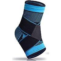 Plantarfasziitis Socke mit Fußgewölbe, lindert Schwellungen, Achilles Tendon & Ankle Brace Sleeve mit Kompression Effektive Gelenk Schmerzen Fuß Schmerzlinderung von Fersensporn