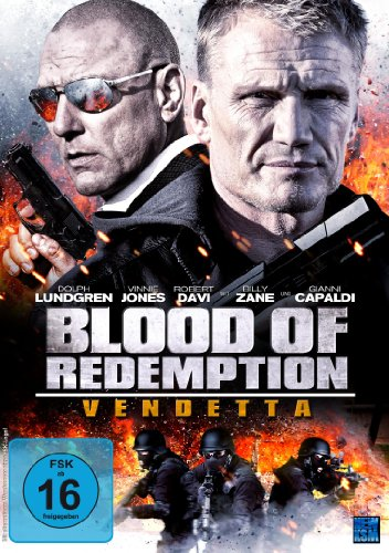 Bild von Blood of Redemption - Vendetta