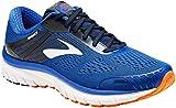 Brooks Adrenaline GTS 18, Scarpe da Running Uomo, Blu (Blue/Black/Orange 420), 43 EU