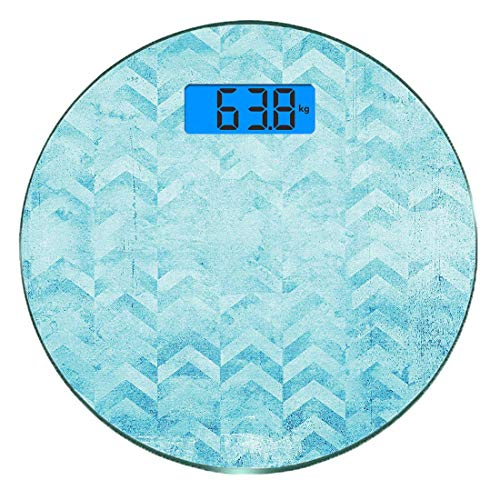 Escala digital peso corporal precisión Ronda Colección